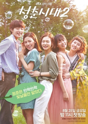 Asian Korean Drama 청춘시대 2 / Age of Youth 2