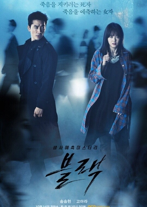 Asian Korean Drama 블랙 / Black