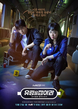 Asian Korean Drama Catch the Ghost / 유령을 잡아라! / Catch Yoo Ryung