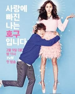 Asian Korean Drama Fool's Love / 호구의 사랑 / Ho Goo's Love