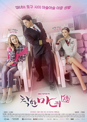 Asian Korean Drama 착한마녀전 / Good Witch /  Nice Witch