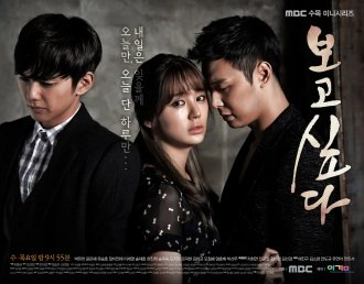 Asian Korean Drama Missing You / 보고싶다 / Bogoshipda