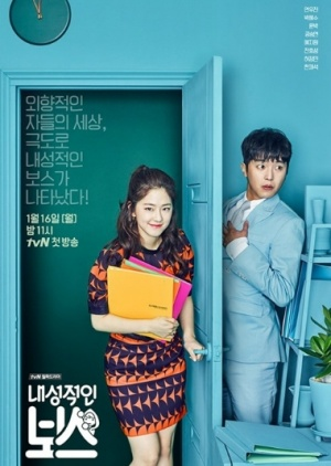 Asian Korean Drama 내성적인 보스 / Introverted Boss / Sensitive Boss