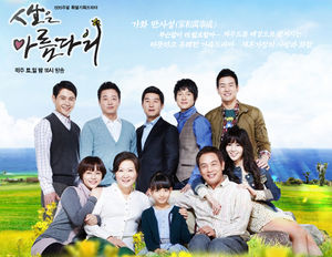 Asian Korean Drama 인생은 아름다워 / Life is Beautiful / Insaengeun Ahreumdawo