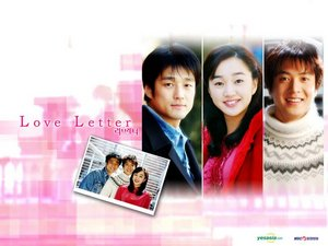 Asian Korean Drama 러브레터 / Leo-beu Le-teo