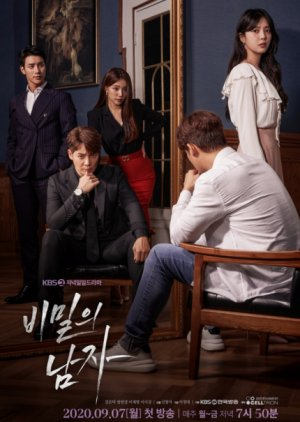 Asian Korean Drama 비밀의 남자 / Man in a Veil / Man Behind Secret / A Secret Man