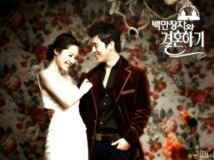 Asian Korean Drama Marrying a Millionaire / baek-man-jang-ja-wa gyeol-hon-ha-gi