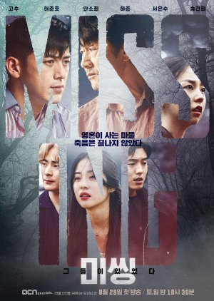 Asian Korean Drama 미씽: 그들이 있었다 / Missing: The Other Side / Missing: They were there