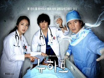 Asian Korean Drama 뉴하트 / New Heart