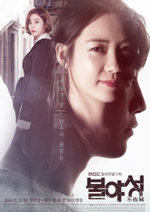 Asian Korean Drama 불야성 / Night Light