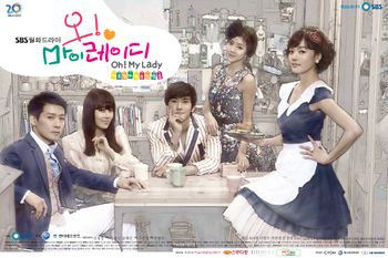 Asian Korean Drama 오! 마이 레이디 / Oh! My Lady