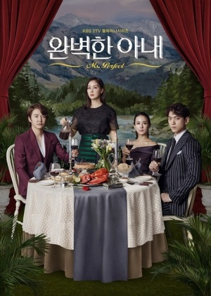 Asian Korean Drama 완벽한 아내 / Perfect Wife / Ms. Perfect