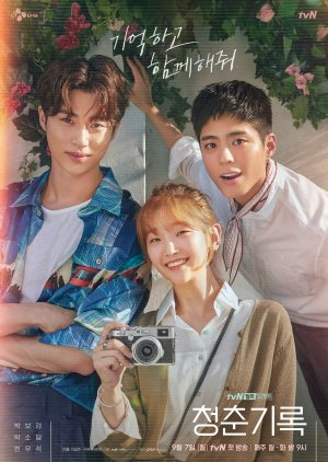 Asian Korean Drama 청춘기록 / Record of Youth / The Moment