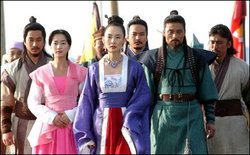 Asian Korean Drama Sea God / 해신 (海神) / Hae Shin / Emperor of the Sea / God of the Sea / Jang Bogo