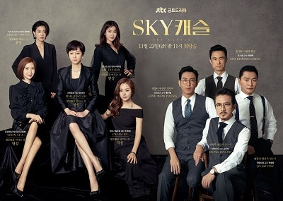 Asian Korean Drama SKY 캐슬 / Sky Castle / 프린세스 메이커 / Princess Maker