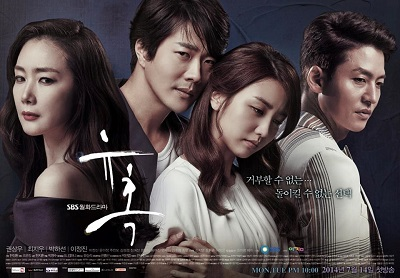 Asian Korean Drama 유혹 / Temptation / Seduction