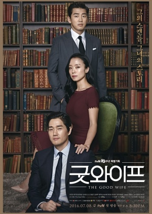 Asian Korean Drama 굿 와이프 / The Good Wife