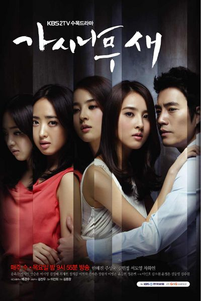 Asian Korean Drama 가시나무새 / Kashinamoosae