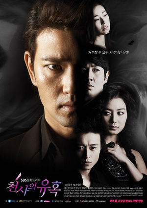 Asian Korean Drama 천사의 유혹 / Cheonsaui Yuhuk / Angel's Temptation