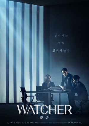 Asian Korean Drama 왓쳐 / Watcher